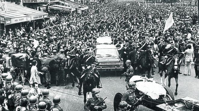 Aniversario del fallecimiento de Juan Domingo Perón | UOM ...